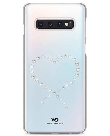 Kryt na mobil White Diamonds Eternity na Samsung Galaxy S10