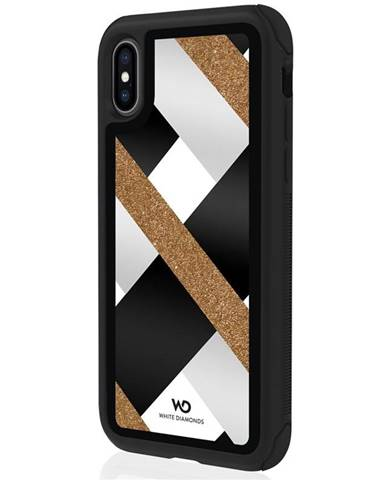 Kryt na mobil White Diamonds Tough Luxe Case na Apple iPhone X/Xs
