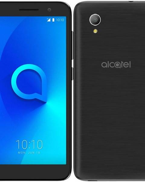 ALCATEL Mobilný telefón Alcatel 1 2019 16 GB čierny