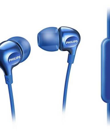 Slúchadlá Philips SHE3555 modrá