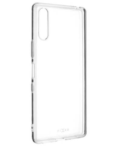 Kryt na mobil Fixed na Sony Xperia L4 priehľadný