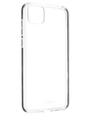 Kryt na mobil Fixed Skin na Huawei Y5p priehľadný