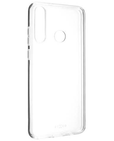Kryt na mobil Fixed Skin na Huawei Y6p priehľadný