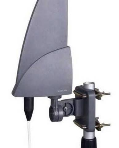 Vonkajšia anténa Evolveo Shark 35dB, aktivní DVB-T/T2