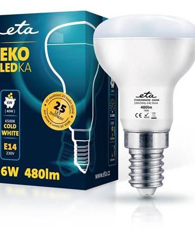 LED žiarovka ETA EKO LEDka reflektor 6W, E14, studená biela