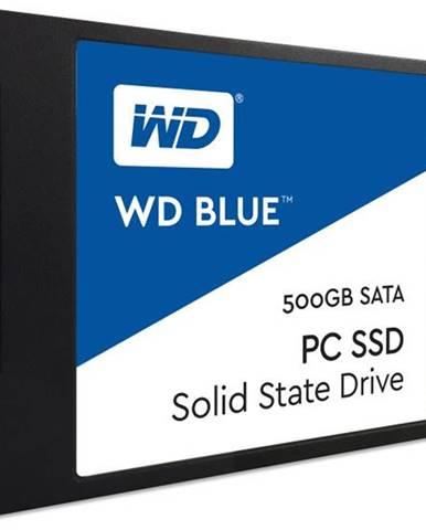 SSD Western Digital Blue 3D Nand 500GB 2,5&