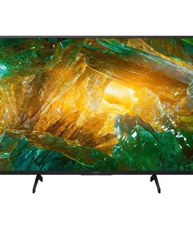Televízor Sony KD-43XH8096 čierna