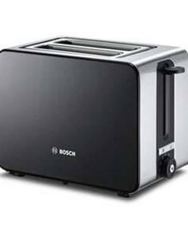 Hriankovač Bosch TAT7203 čierny/nerez