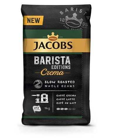 Káva zrnková Jacobs Barista Crema 1000g