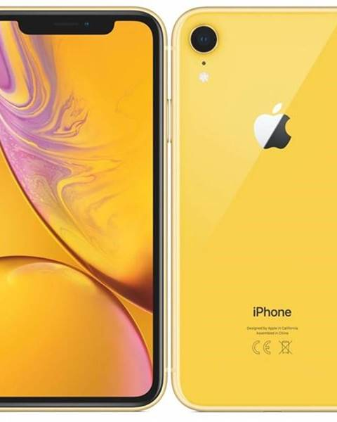 Apple Mobilný telefón Apple iPhone XR 128 GB - yellow