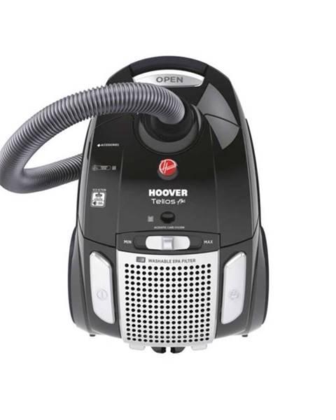 Hoover Podlahový vysávač Hoover Telios Plus Te76par 011 čierny