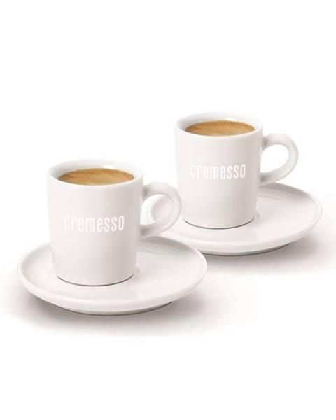 Cremesso Sada hrnčekov Cremesso Espresso cups