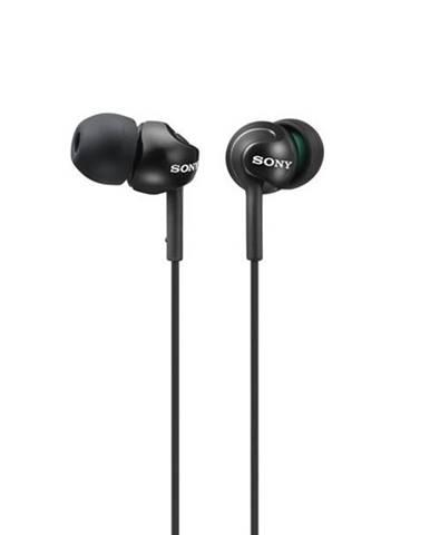 Slúchadlá Sony Mdrex110lpb.AE čierna