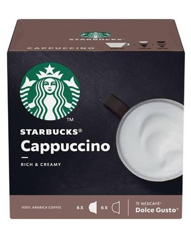 Kapsule pre espressa Starbucks Cappuccino 12Caps