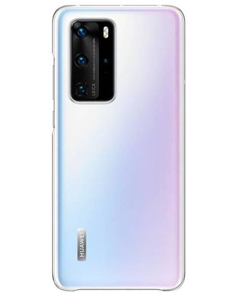 Huawei Kryt na mobil Huawei P40 Pro  priehľadný