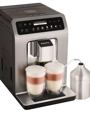 Espresso Krups Evidence Plus EA894T10 Titanium