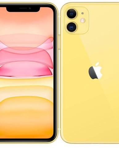 Mobilný telefón Apple iPhone 11 256 GB - Yellow