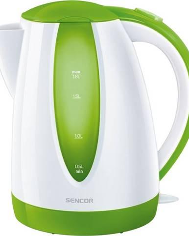 Sencor SWK 1811GR rýchlovarná kanvica zelená,