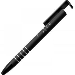 Stylus Fixed 3v1, psací pero + stojánek čierny
