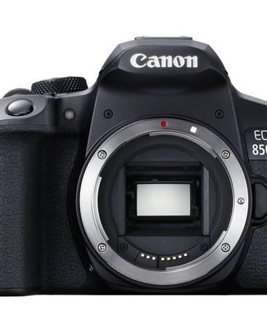 Digitálny fotoaparát Canon EOS 850D tělo čierny