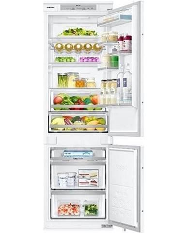 Kombinácia chladničky s mrazničkou Samsung Brb260034ww/EF
