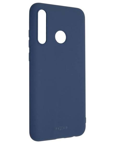 FIXED Kryt na mobil Fixed Story na Honor 20e modrý