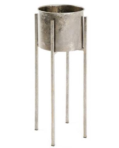 Odkladací stolík/kvetináč GINA výška stola 61 cm/ø 24 cm