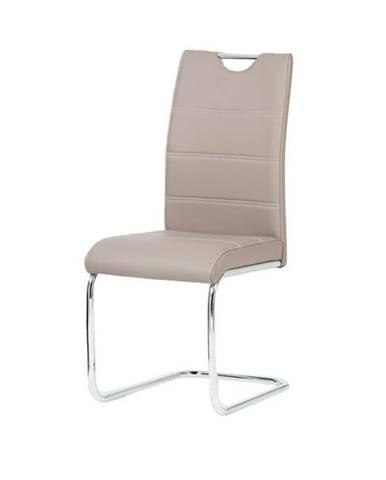 Jedálenská stolička AZALEA krémová