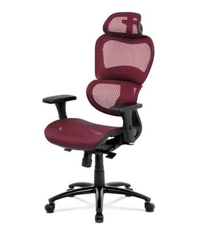 Kancelárska stolička GERRY červená