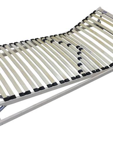 Polohovací lamelový rošt SINGLE HN T5 80x200 cm