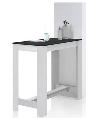 Barový stôl HUGO touchwood/sibiu smrekovec
