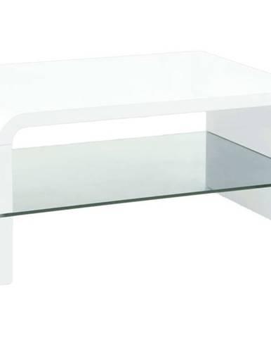 Konferenčný stolík BARCELONA biela