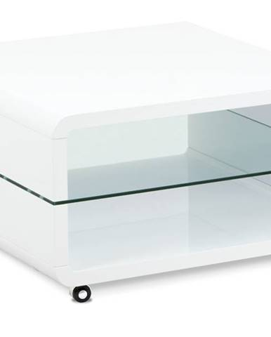 Konferenčný stolík GREGOR biela