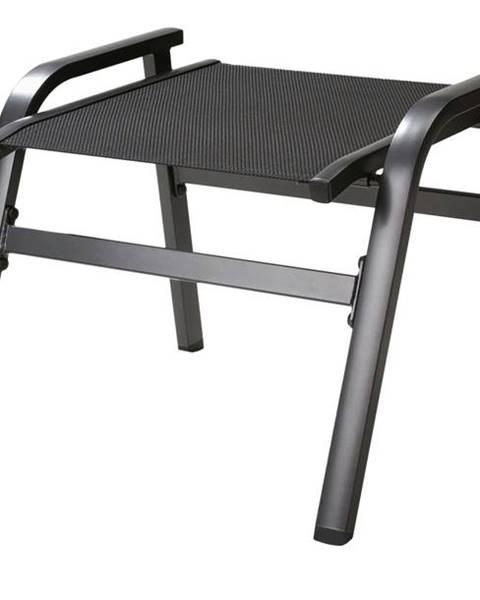 Sconto Záhradná stolička AMICO sivá