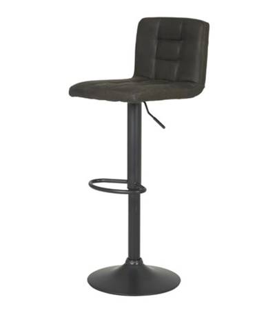 Barová stolička AMANDA I H vintage bahno