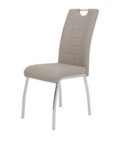 Jedálenská stolička ANDREA S cappuccino