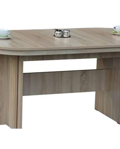 Jedálenský stôl BLANKA hnedá