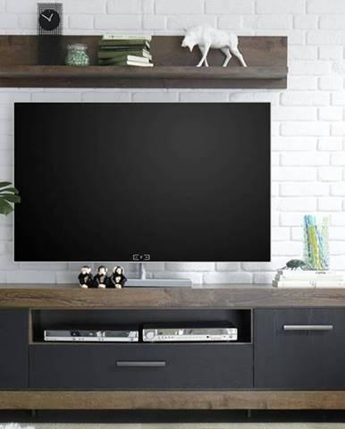 TV sada BALIN dub canyon/čierna