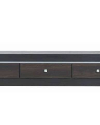 TV stolík MALLORCA FR1 orech tmavý/dub milano