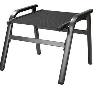 Záhradná stolička AMICO sivá