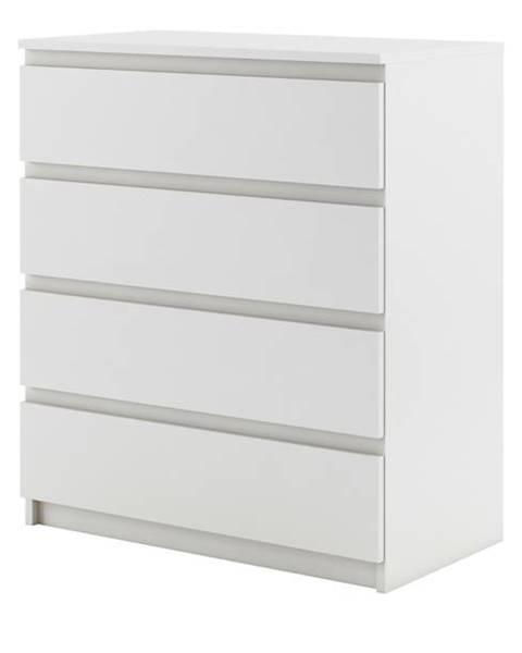 Sconto Komoda IDEA 06 WT biela