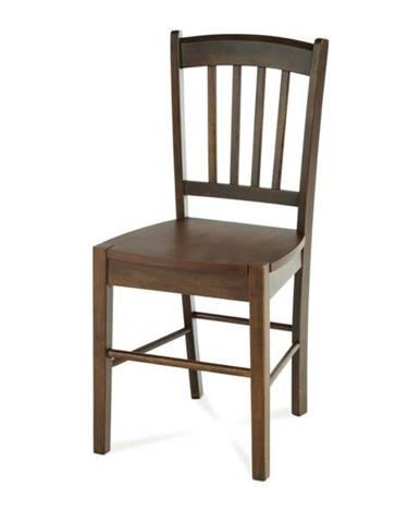 Jedálenská stolička ANNA orech