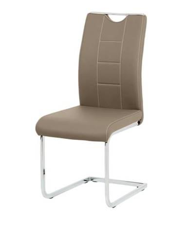 Jedálenská stolička ARABELA hnedá