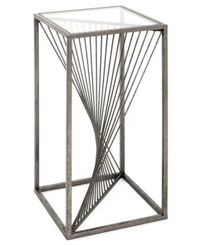 Prístavný stolík GERA bronz