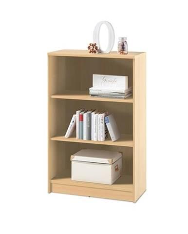 Regál/knižnica OPTIMUS 35-014-66 buk